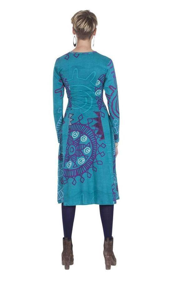 Robe Originale et Colorée pour Femme dynamique Swane 285461