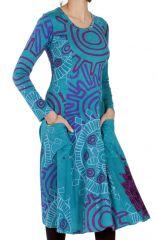 Robe Originale et Colorée pour Femme dynamique Swane 287342