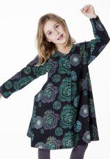 Robe originale pour fille à manches longues Milana 287332
