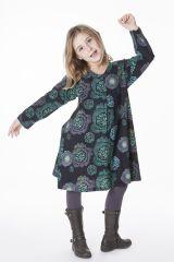 Robe originale pour fille à manches longues Milana 287333