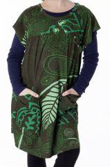 Robe ou tunique à manches courtes pour enfant 287359