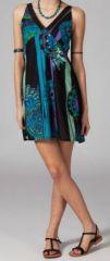 Robe pas chère colorée Angeliqua 269782