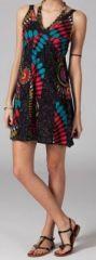 Robe pas chère colorée Anika 269786