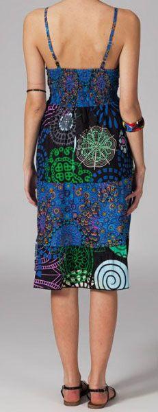 Robe pas chère ethnic Cassya 269819
