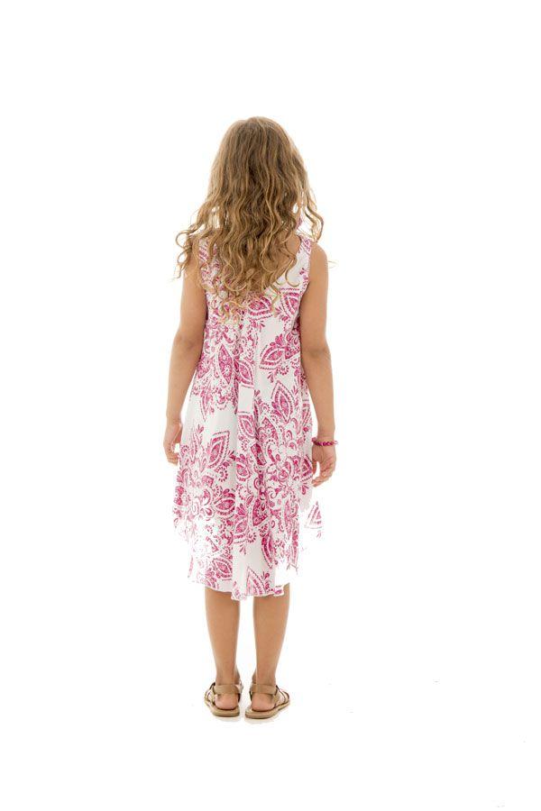 Robe pour demoiselle à larges bretelles Originale Marie-Christine 295812