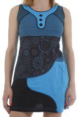 Robe pour femme estivale originale et ethnique Anastasia 312081