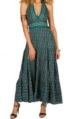 Robe pour femme ethnique et glamour à la fois Camilia 310298
