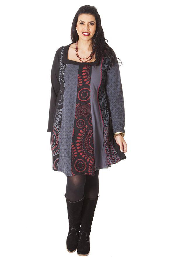Robe pour femme pulpeuse ethnique et color e parker - Femme pulpeuse image ...