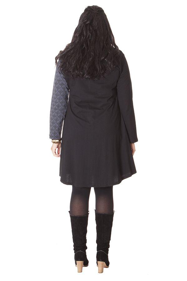 Robe pour femme pulpeuse Ethnique et Colorée  Parker 286114