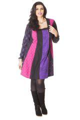 Robe pour femme pulpeuse Originale et Colorée Payton 286109