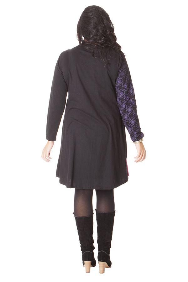 Robe pour femme pulpeuse Originale et Colorée Payton 286110