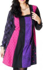 Robe pour femme pulpeuse Originale et Colorée Payton 286973