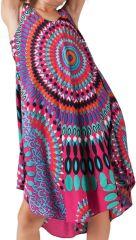 Robe pour fille de Plage et Colorée Penny Rose à Mandalas 280203