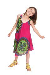 Robe pour fille Rose Flashy de Plage et Colorée Penny 280151