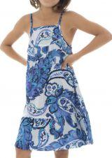 Robe tendance à bretelles pour enfant avec imprimé Laly 294408