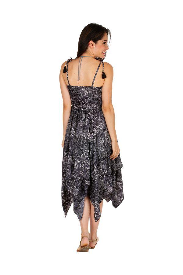 Robe transformable en jupe élégante look boho chic Marie 306153