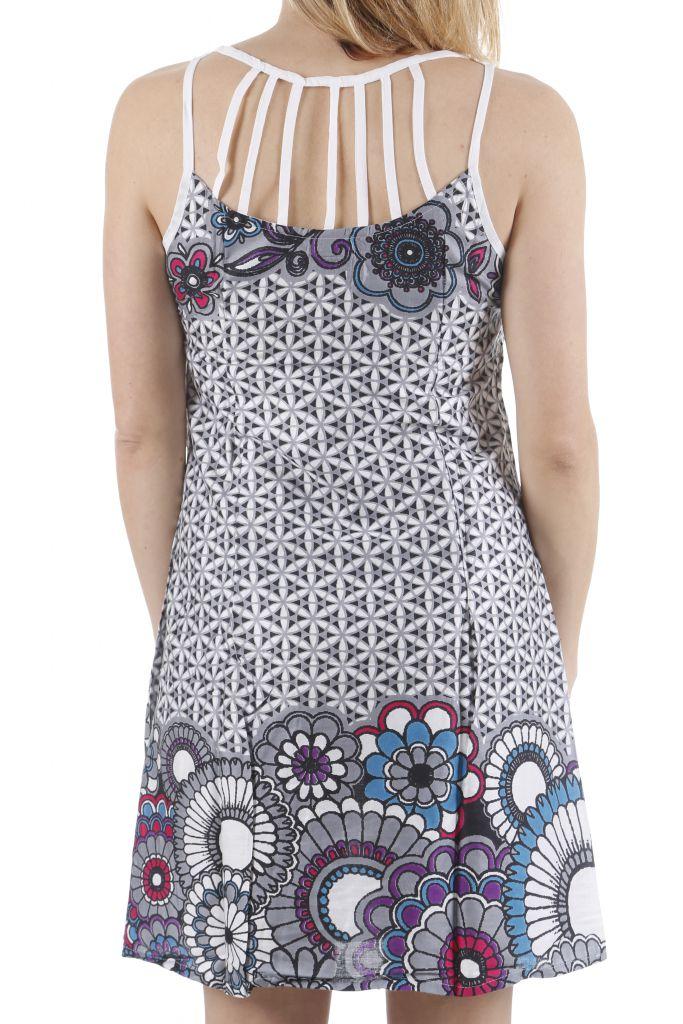 Robe très originale pour l'été agréable et pas chère Sophia 310505