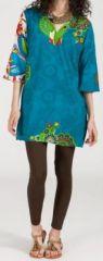 Robe/Tunique - manches 3/4 - ethnique et originale - Pénélope 271930