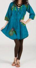 Robe/Tunique - manches 3/4 - ethnique et originale - Téodosia 271932
