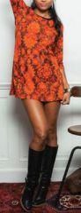 Robe/tunique à manches 3/4 Originale et Ethnique Amalia 274232