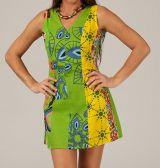 Robe tunique été ethnique de plage pas cher femme Mandie 315129