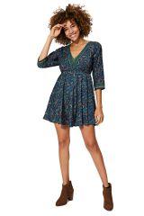 Robe tunique pour femme bohème chic tendance Jenny