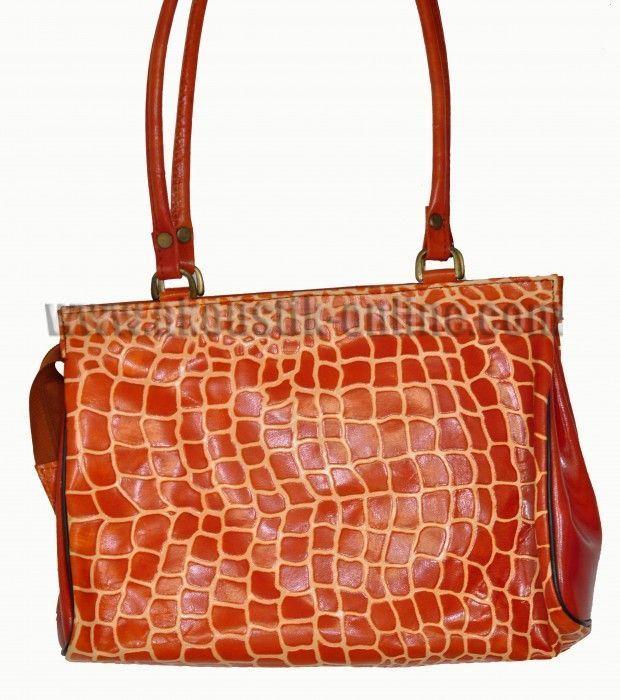 Sac buwaya orange 240489