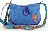 Sac femme Macha bleu coloré à bandoulière modèle Choupi 271516