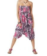 Convertible baggy trousers in dress or combi wally 267777