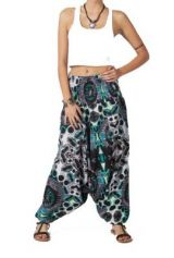 Convertible baggy trousers in dress or combi wally 267759