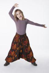 Sarouel 3 en 1 pour Fille Transformable et Stylé Sylvie 286335