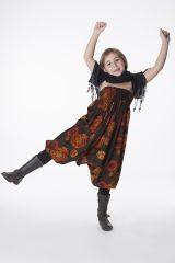 Sarouel 3 en 1 pour Fille Transformable et Stylé Sylvie 286336