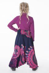 Sarouel 3 en 1 Transformable et Coloré pour Fille Suzanne 286334