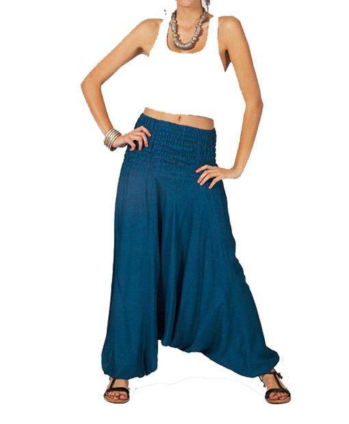 Sarouel 3en1 bleu Raphael 267848