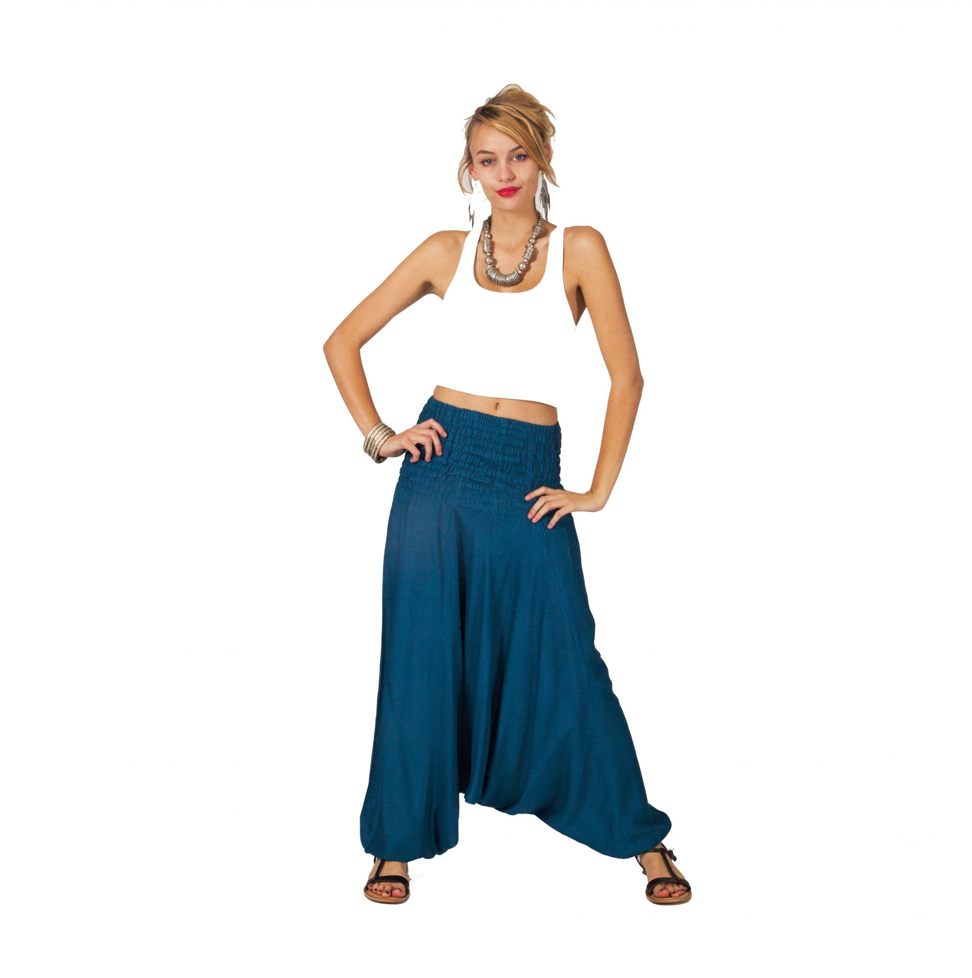 Sarouel 3en1 bleu Raphael 318630