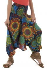 Sarouel 3en1 imprimés fantaisies multicolores Dalia 294655