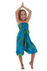 Sarouel 3en1 pour enfant avec imprimés ethniques Dalia 294785