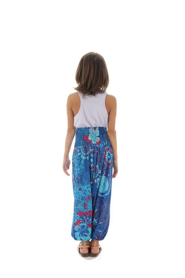 Sarouel 3en1 pour enfant avec imprimés fantaisies Dalia 294770