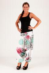 Sarouel arabesque vêtement transformable 3en1 Chevy 289416