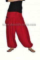 Sarouel bastola rouge 239747