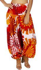 Sarouel coloré et original pour un look bohème tendance Jamy 317039