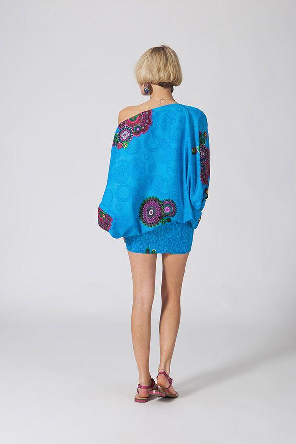 Sarouel d'été coloré en coton transformable 3en1 Sarah 289325