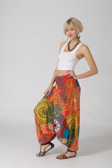 Sarouel d'été coloré vêtement multifonctions 3 en 1 Jenny 289377