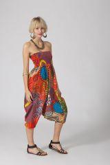 Sarouel d'été coloré vêtement multifonctions 3 en 1 Jenny 289378