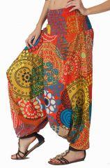 Sarouel d'été coloré vêtement multifonctions 3 en 1 Jenny 292329