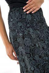 Sarouel d'hiver pour femme avec un imprimé de spirales Tourny 305552