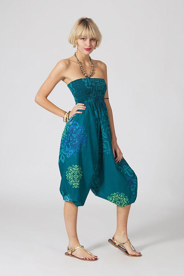 Sarouel en coton vêtement transformable 3en1 Chevy 289429