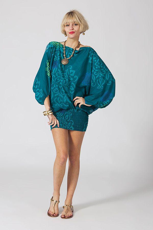 Sarouel en coton vêtement transformable 3en1 Chevy 289430