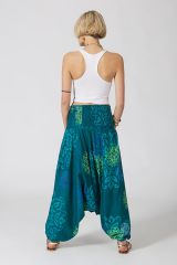 Sarouel en coton vêtement transformable 3en1 Chevy 289431