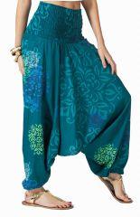 Sarouel en coton vêtement transformable 3en1 Chevy 292313